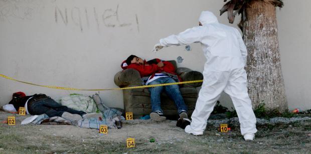 ... admite su temor a que varias zonas caigan en manos del 'narco