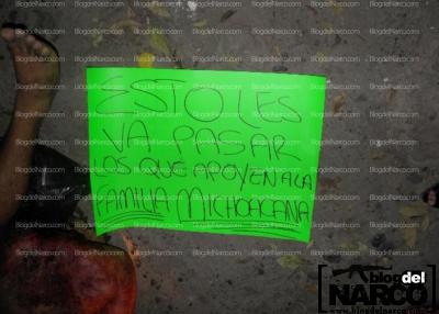 STAFF:MTXnoticias/Canal Matrix/por:Blog del narco